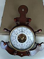 Барометр с термометром Якорь Моряка , оригинал, производство Россия