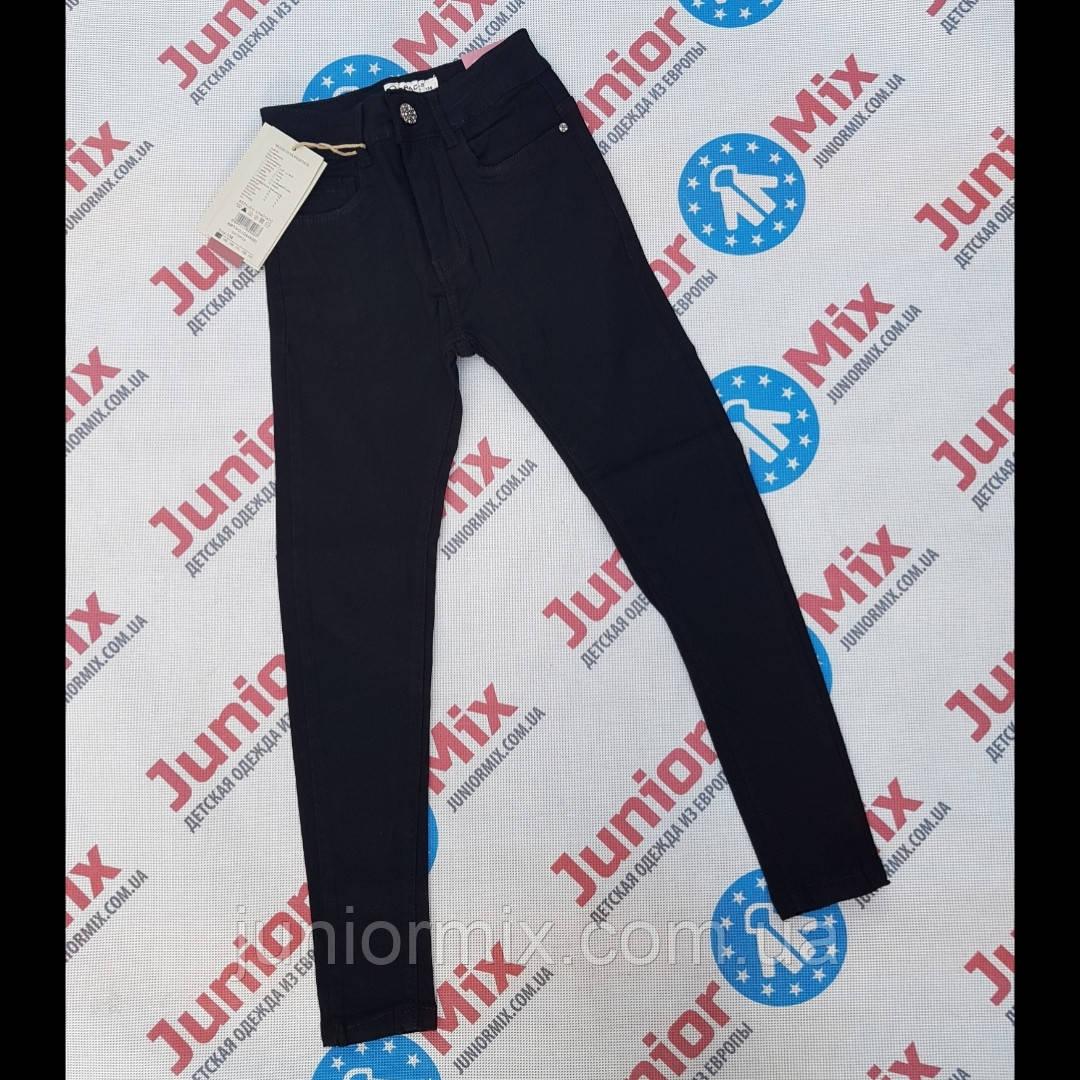 Подростковые стрейчевые брюки для девочек оптом GRACE. ВЕНГРИЯ