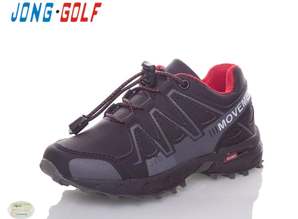 Новинки 2019 Детские кроссовки для мальчиков от бренда Jong Golf (размеры 26 - 31)