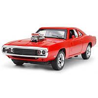 Машинка инерционная Автопром Dodge Charger RT 32011 Красный tsi52290, КОД: 288167
