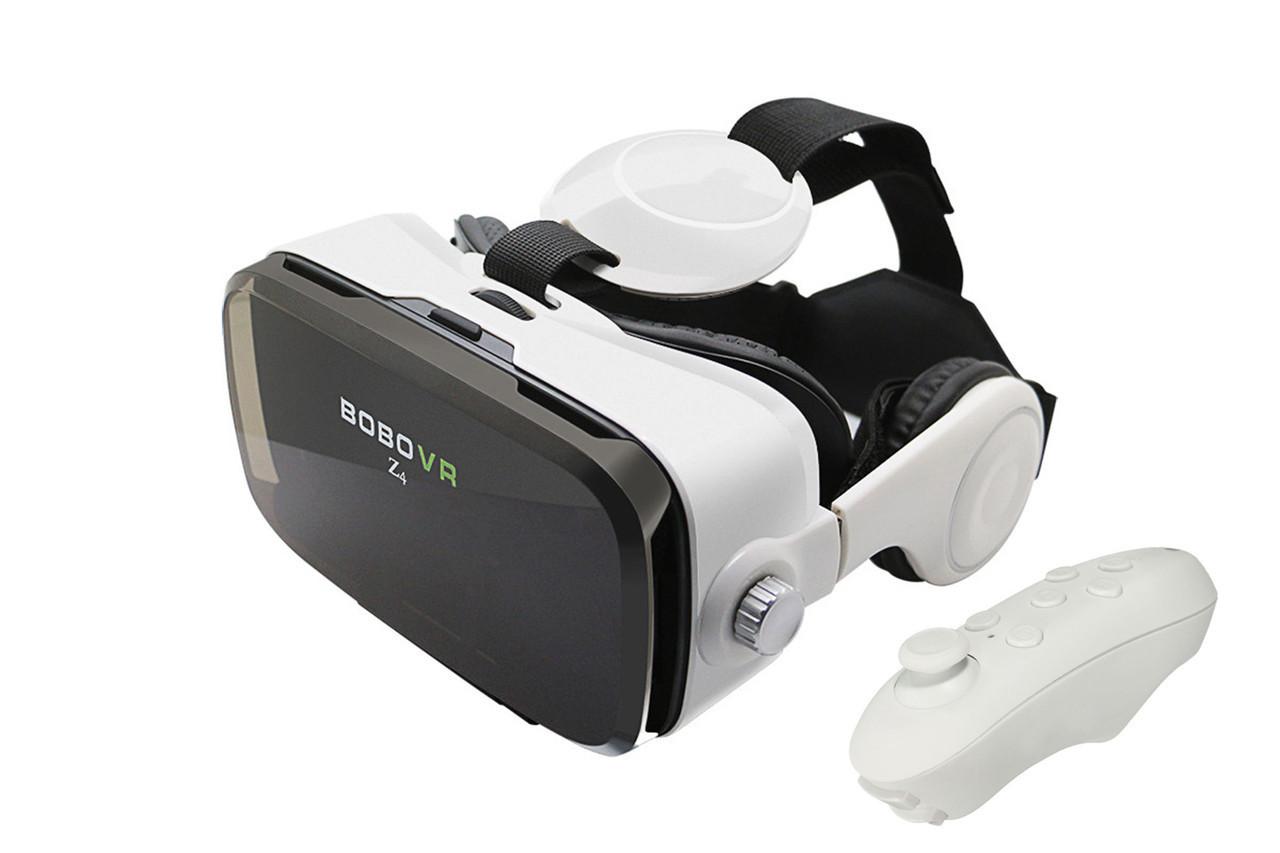 Очки виртуальной реальности BOBOVR Z4 с наушниками и пультом (100145)