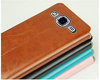 """Samsung G530 / 531 GRAND PRIME чехол книжка оригинальный противоударный для телефона """"MOFI"""""""