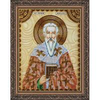 """Набор для вышивки бисером """"Икона Святой Григорий"""""""