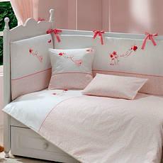 Захист в дитяче ліжечко