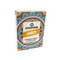 Карты для игры в покер Cartamundi Copag Neo Deck Mandala krut0691, КОД: 258488