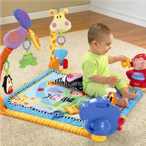 розвиваючі та ігрові килимки