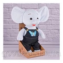 """М'яка іграшка """"Слон Бася"""", Копиця 00111-311"""