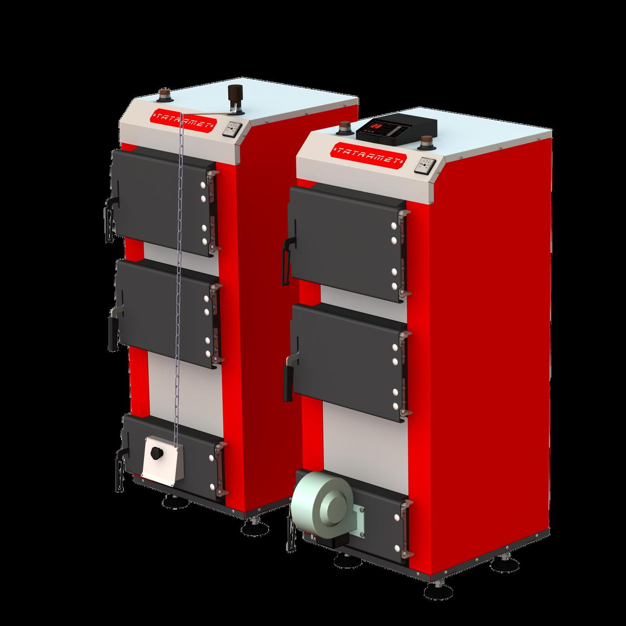 Отопительные бытовые твердотопливные котлы из стали TATRAMET SPARTAK KOMFORT  (СПАРТАК КОМФОРТ) 20 кВт