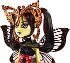 Кукла  Монстер Хай Луна Мотьюс Бу Йорк (Boo York Gala Ghoulfriends Luna Mothews Doll), фото 2