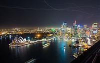 Сидней переходит на светодиодное освещение,  счета за электроэнергию уменьшились на $ 370,000