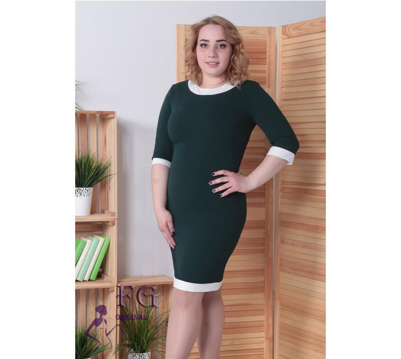 """Платье-футляр """"Тиффани"""": большие размеры"""