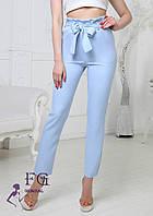 """Женские брюки с высокой талией """"Панни"""", фото 1"""