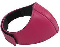 Автопятка кожаная для женской обуви розовый  608835-10