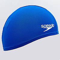 Шапочка для плавания SPEEDO POLYESTER CAP (синий)