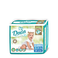Подгузники DADA  Extra Soft Junior 5, 15-25 кг, 39 штуки