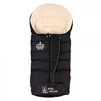 Зимний конверт Baby Breeze 0358 Черный 10-0358-38-358, КОД: 292960