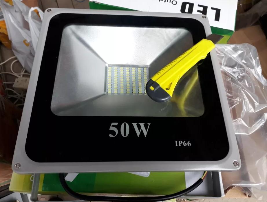 Світлодіодний прожектор 50w SMD LED Outdoor light Великий прожектор 50 ват led 50w