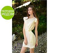 """Летнее платье """"Modest"""" - распродажа модели, фото 1"""