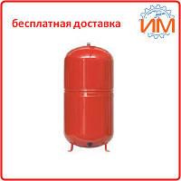 Расширительный мембранный бак Wilo-H 140/6, 140 л, 6 бар (2014006) для отопления