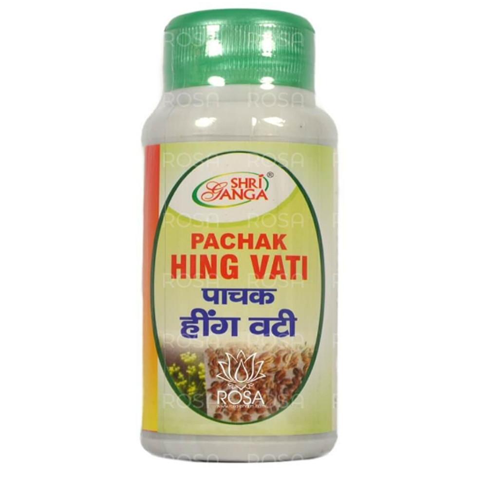 Хинг Ваті (Hing Vati, Shri Ganga) нормалізація роботи кишечника, 100 грам