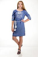 Платье вышиванка, Сукня вишиванка, летнее, женское, нарядное, р-р 42-52