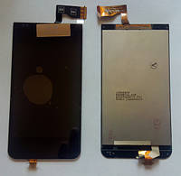 HTC Desire 300 дисплей + сенсор оригінальний тачскрін