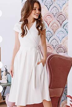 Біле літнє плаття Лусія