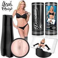 Мастурбатор  Alexis Fawx Chargeable Vibrating Vagina с вибрацией Pornstar Series, фото 1