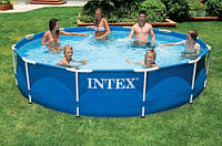 Бассейн каркасный Intex (366x76см), 6503л