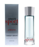 Парфюмерия мужская Armani Code Sport Athlete (Армани Код Спорт Атлет)
