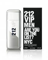 Carolina Herrera 212 Vip Men копия