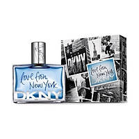 Мужской парфюм Donna Karan DKNY Love from New York Men (Донна Каран Лав фром Нью Йорк Мен)копия