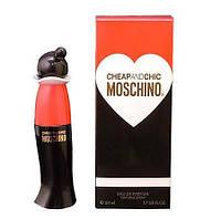 Женская парфюмерная вода Moschino Cheap and Chic (Москино Чип энд Чик)