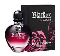 """Женская парфюмерная вода Paco Rabanne Black XS L""""exces (Пако Рабанн Блек ИксЭс Эль`Эксес)"""