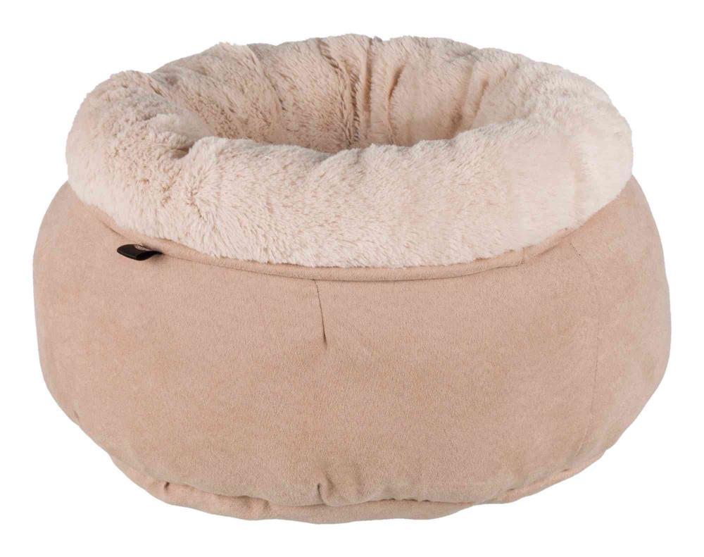 Ліжко Elsie Trixie бежеве діаметр 45 см
