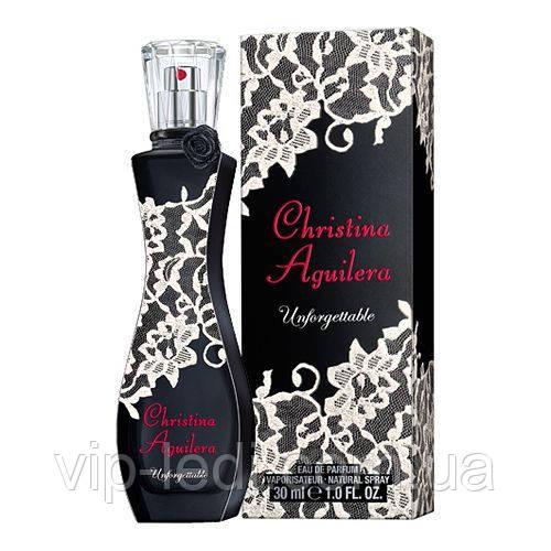 Женская парфюмированная вода Christina Aguilera Unforgettable (Кристина Агилера Анфогетбл)копия