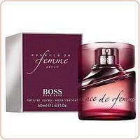 Жіноча парфумована вода Hugo Boss Femme Essence (Бос Фам Эссенс)копія