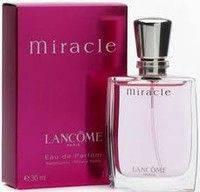 Женская парфюмированная вода, духи Lancome Miracle Pour Femme (Миракл от Ланком)копия