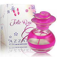 Женская туалетная вода Azzaro Jolie Rose (Аззаро Джоли Роуз)