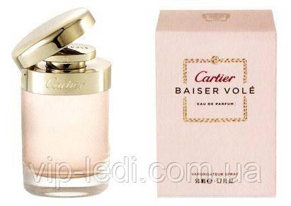 Женская туалетная вода Cartier Baiser Vole (Картье Беизер Воле)копия
