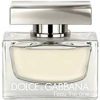 Женская туалетная вода Dolce & Gabbana L`Eau The One (Дольче Габбана Лиу Зе Ван)копия