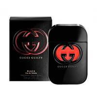 Жіноча туалетна вода Gucci Guilty Black Pour Femme (Гучи Гилти Блек)копія