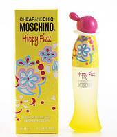 Туалетная вода женская Moschino Cheap and Chic Hippy Fizz (Москино Чип энд Чик Хиппи Физ)копия