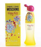 Женская туалетная вода Moschino Cheap and Chic Hippy Fizz (Москино Чип энд Чик Хиппи Физ)копия