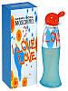 Женская туалетная вода Moschino Cheap and Chic I Love Love (Москино Чип энд Чик Ай Лав Лав)копия