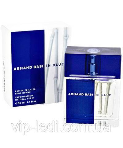Мужская туалетная вода Armand Basi In Blue (Арманд Баси Ин Блю)копия