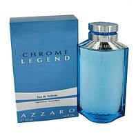 Мужская туалетная вода Azzaro Chrome Legend (Аззаро Хром Легенд)копия