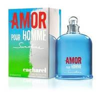 Мужская туалетная вода Cacharel Amor Pour Homme Sunshine (Кашарель Амор Пур Хомм Саншайн)
