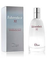 Туалетна вода чоловіча Christian Dior Fahrenheit 32 (Крістіан Діор Фаренгейт 32)копія