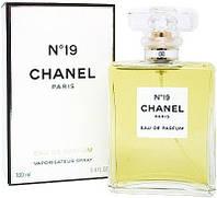 Духи женские Chanel № 19 (Шанель 19)копия